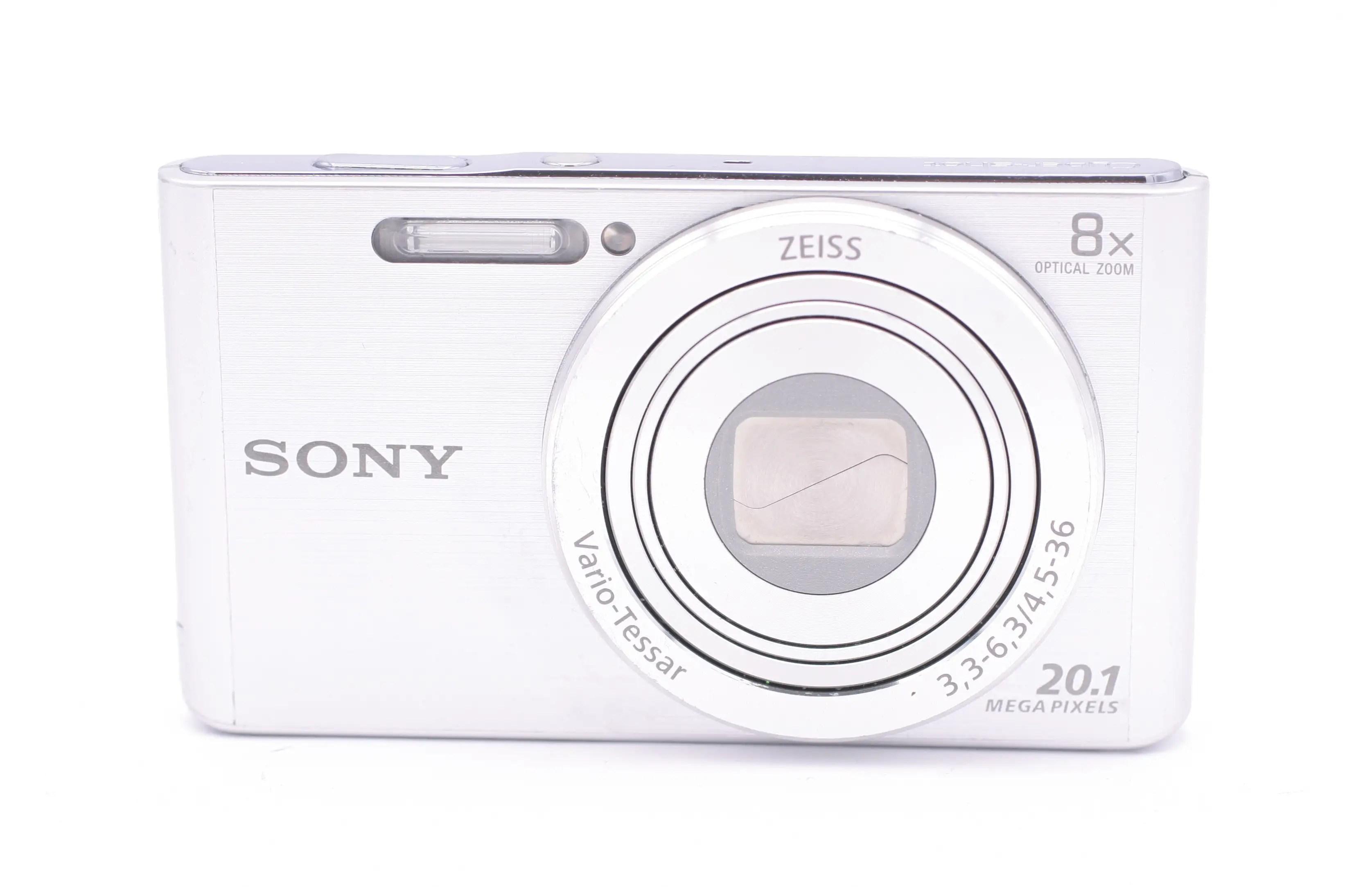 Sony Cyber Shot Dsc W830 20 1 Mp Digital Camera