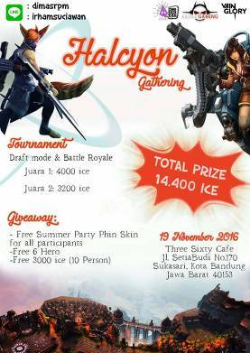 Halcyon Gathering