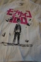 Crunchyroll's Mob Psycho 100 T-shirt
