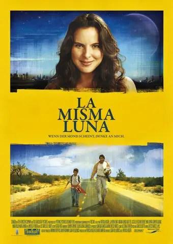 Poster La Misma Luna