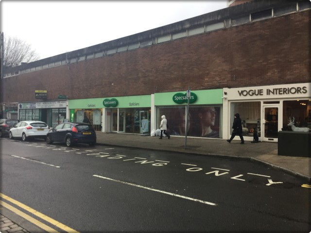 Specsavers in Swansea