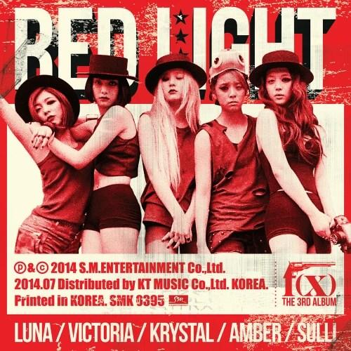 [Album] f(x)   Red Light [VOL.3] (MP3)