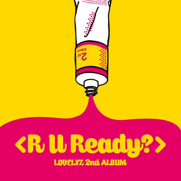 [Album] Lovelyz – 2nd Album 'R U Ready?' MP3