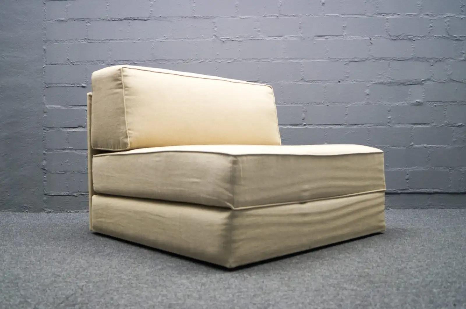 Sessel Bett Ausklappbar Bj Rn Jumbo Kord Einzeln Sessel
