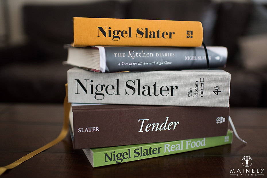 Cookbook Friday The Kitchen Diaries By Nigel Slater