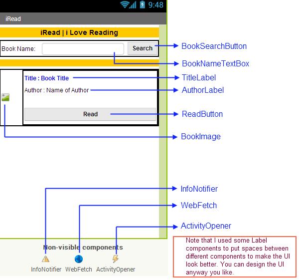 JSON parser app