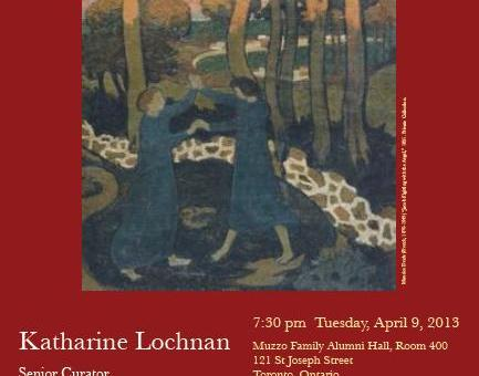 Annual Christianity and the Arts Lecture - 2013