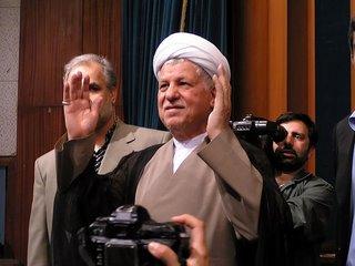 iran hashemi rafsanjani