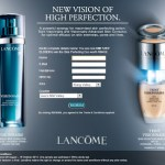 Lancome Teint Visionnaire Foundation Sample
