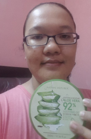 nature republic gel 6