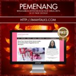 Pertandingan SEO Rose Face Serum Zeeta 2017