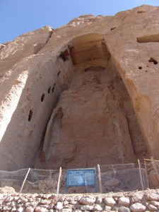 Bouddhas_de_Bâmiyân_-_Aout_2005