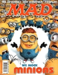 MAD magazine subscription for prison inmates