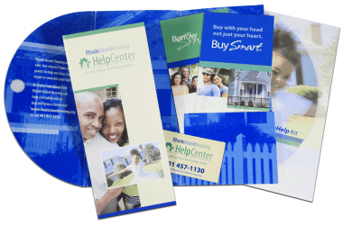 RIH Mailer Kit to homebuyers