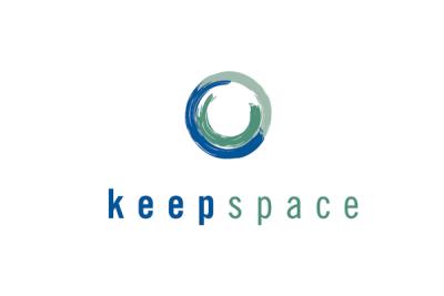 KeepSpace logo