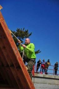 Bold R Dash Wall climbing