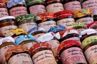 Assorted Jam Jars