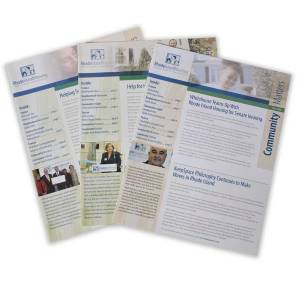 RIH Community Matters newsletters
