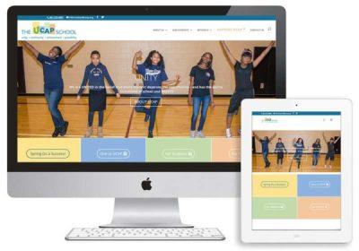 The UCAP School Website