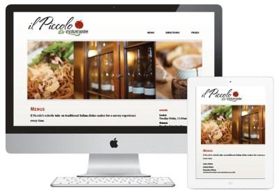 Il Piccolo Website