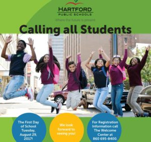 Hartford School Poster