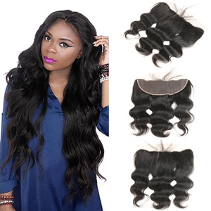 Brazilian Frontal Body Wave 13*4