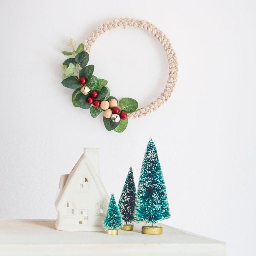 DIY-pakket Kerstkrans | IMAKIN