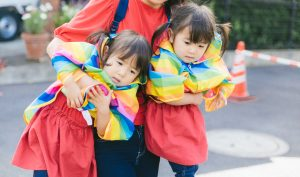双子 育児 仕事 両立