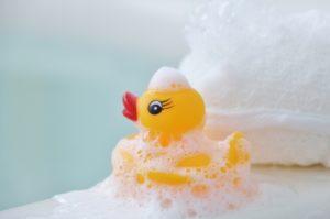 赤ちゃん お風呂 注意