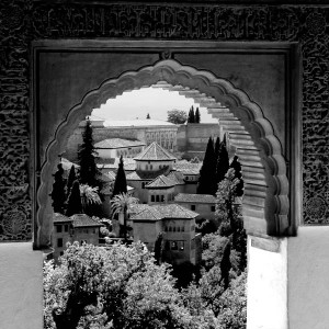 Alhambra-View-of-Granada