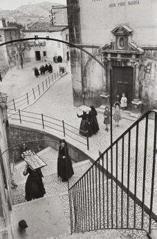 Henri Cartier-Bresson, ITALY. Abruzzo. Scanno. 1951. @Henri Cartier-Bresson | Magnum Photos