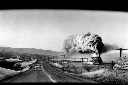 Elliott Erwitt Wyoming. USA. 1954. © Elliott Erwitt   Magnum Photos