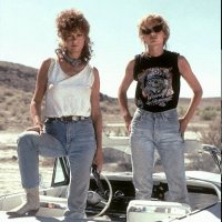 Thelma, Louise, and the Women of the Road