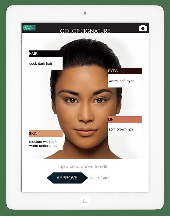 Apple Beauty App Iman Cosmetics Africa