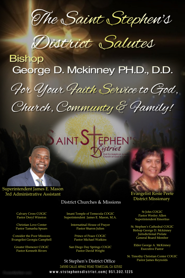 St.Stephens District-AD-Bishop