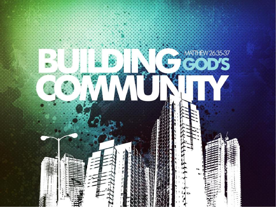 Building Gods Community