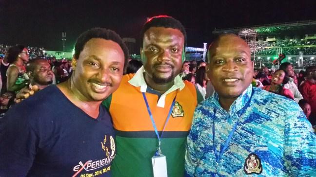 King, Pst Adeolu & Rev J