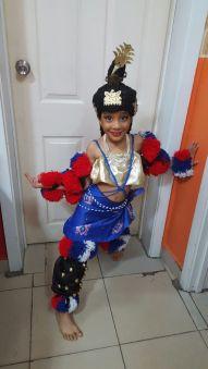 Sunu representing an Efik maiden