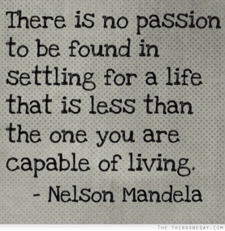 PassionQuote