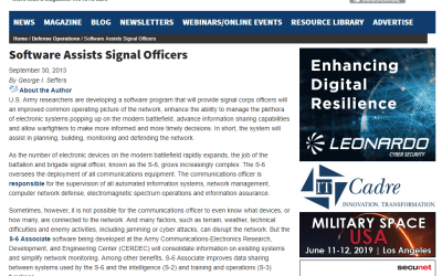 VELOXITI Featured in Signal Online