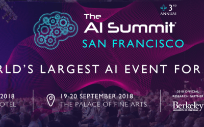 Market Insights at The AI Summit 2018