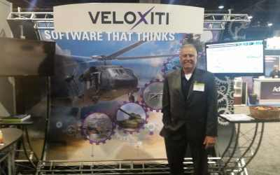 VELOXITI at the AUVSI Trade Show