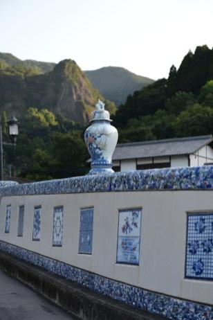 大川内山 鍋島藩窯橋01
