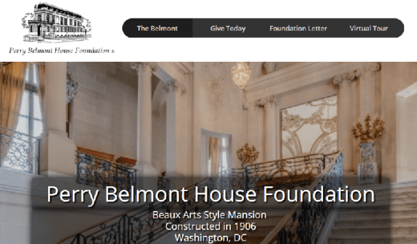 Perry Belmont House Foundation