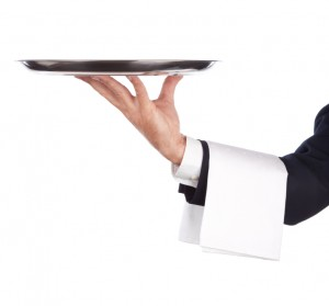 what fundraisers can learn form waiters