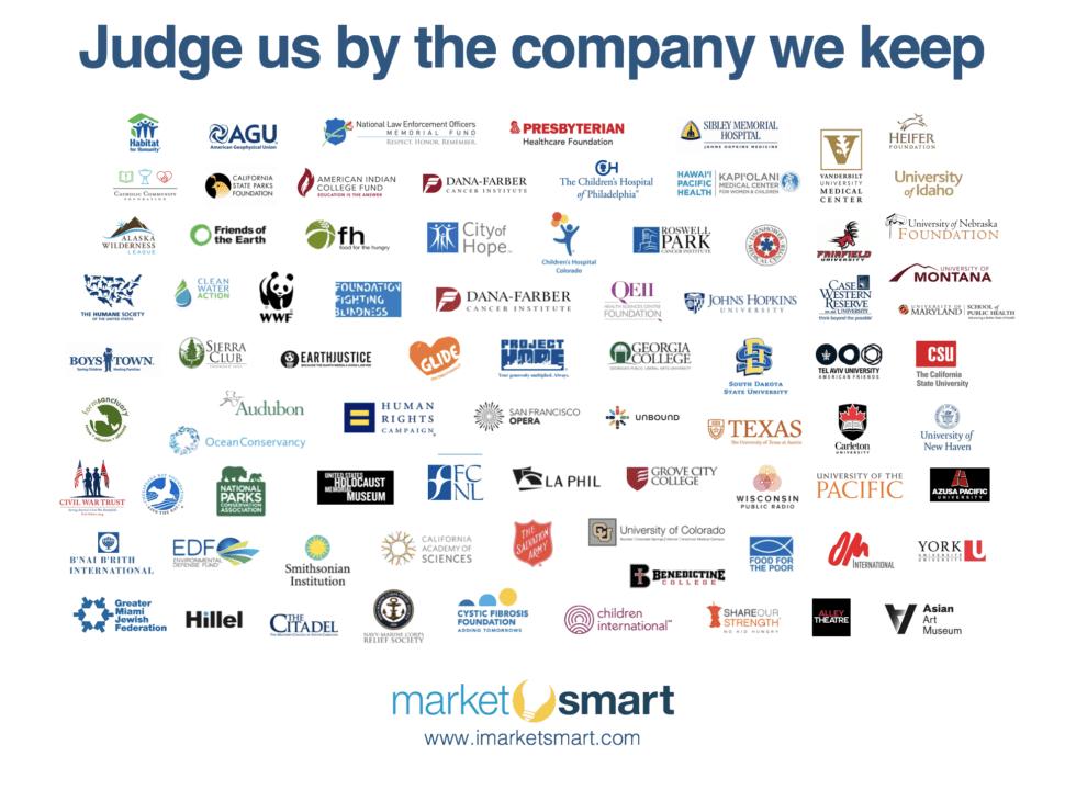 MarketSmart client list