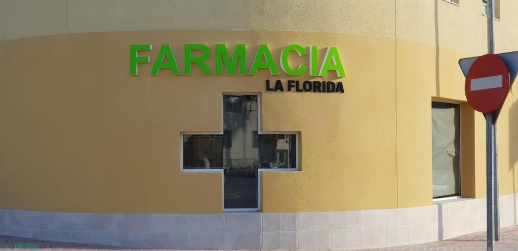 2019 - Farmacia La Florida - Las Torres de Cotillas