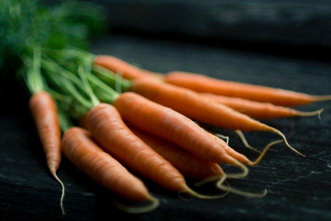 jangan masukkan wortel ke kulkas