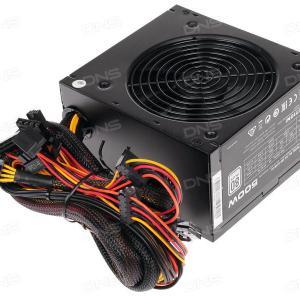 Fonte Alim Cooler Master 500WATX -B2500 Bulk -RS-500-ACABB1-BU