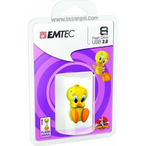 Memoria USB 8Gb Tweety